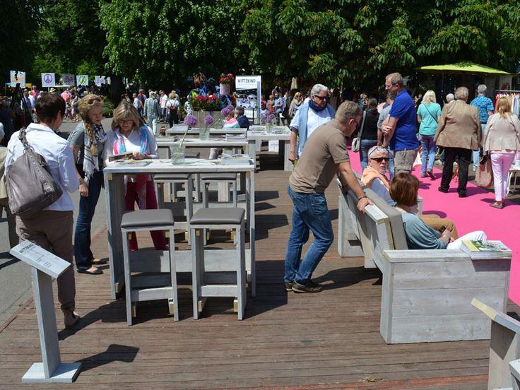 Stunning Fotografischer R ckblick von WITTEKIND M bel auf die Teilnahme an der Landpartie in B ckeburg vom Juni ein voller Erfolg