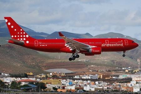 Air Greenland A330-200