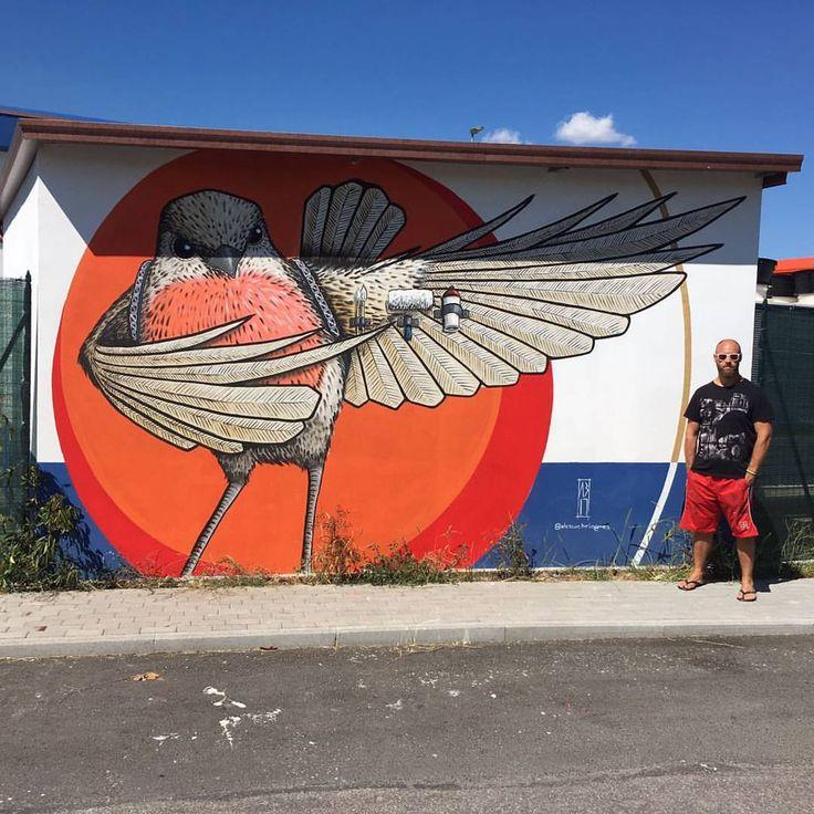 Alessio Bolognesi street art