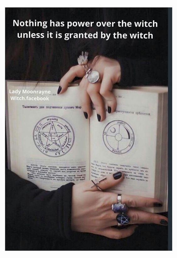 Nothing Has Power Over The Witch | Witches Of The Craft®