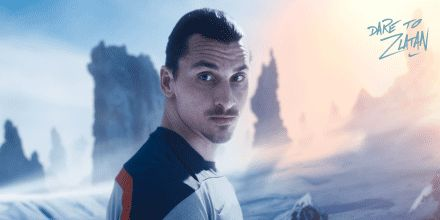 New party member! Tags: football nike stare nod sup zlatan ibrahimovic whats up whats good dare to zlatan ibra official
