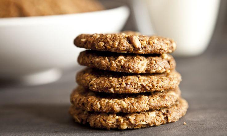 Ovesné sušenky | KITCHENETTE