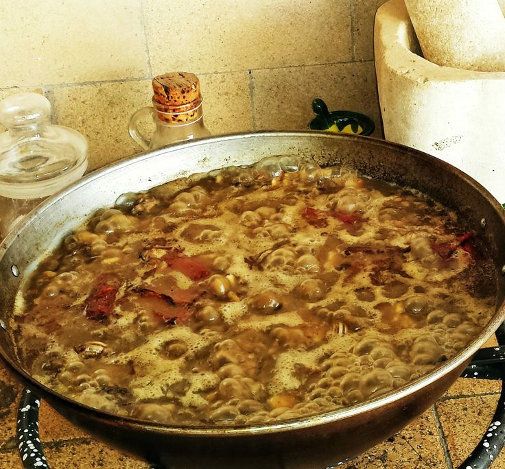 217 best cocina valenciana images on pinterest kitchens for Cocina valenciana
