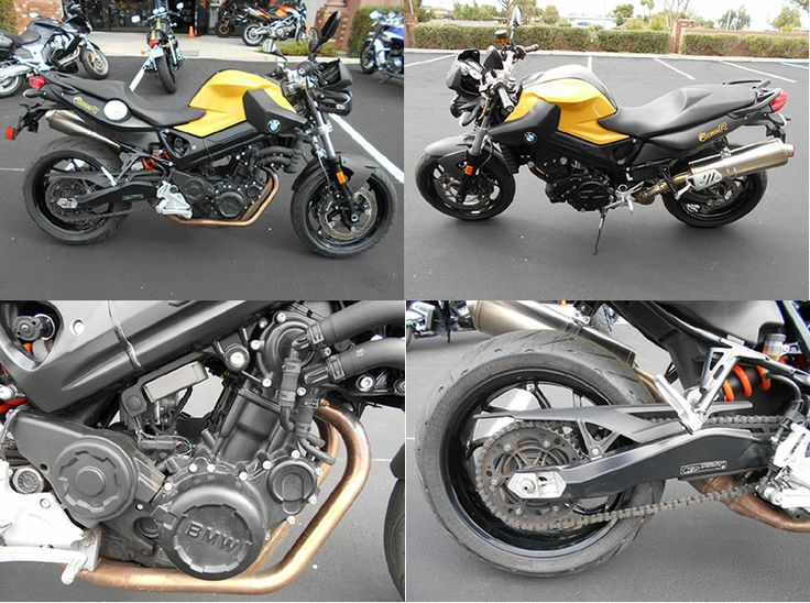 This amazing Used Bmw 2011 F 800 R Standard #Motorcycle is available with best buying options by RideNow #Powersports Euro for $7499 in Chandler, AZ, USA at USAMotorBike.Com
