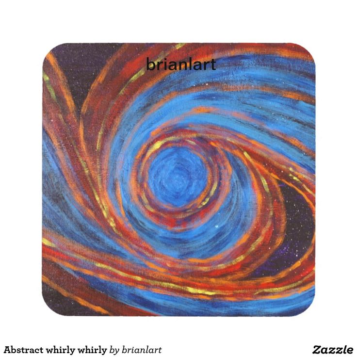 Abstract whirly whirly  CYBRWEEKSALE