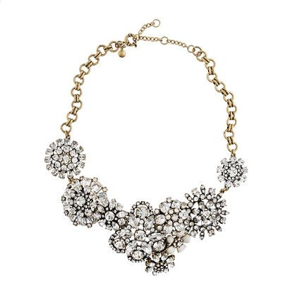 Flower Lattice Necklace. $228. http://www.jcrew.com/womens_category/jewelry/necklaces/PRDOVR~95091/95091.jsp
