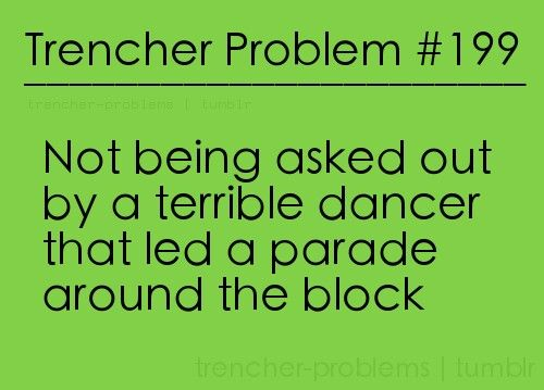 Trencher Problem #199