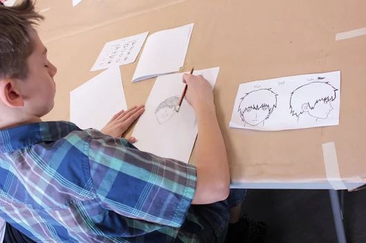 Learn to Cartoon/Anime Workshop for 7-13 yrs #AYRFCIDurhamRegion #DurhamRegion #DurhamRegionEvents #DurhamRegionEvent https://www.facebook.com/events/110772459330443/