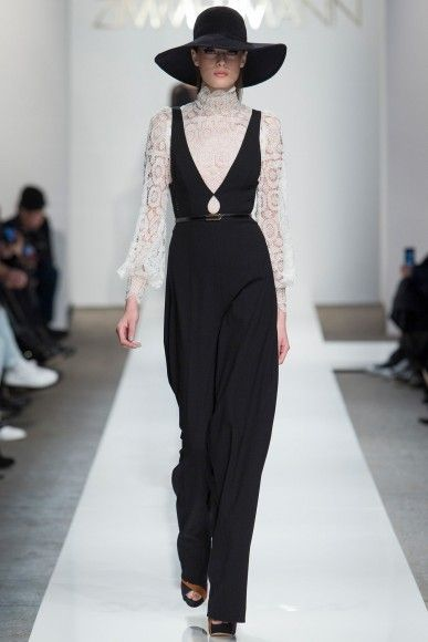 OliviaPalermo.com NYFW Runway Report: Zimmermann Fall 2015