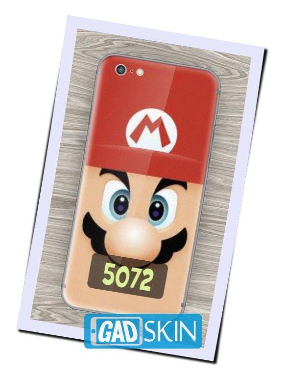 http://ift.tt/2d6wpF2 - Gambar The Super Mario ini dapat digunakan untuk garskin semua tipe hape yang ada di daftar pola gadskin.