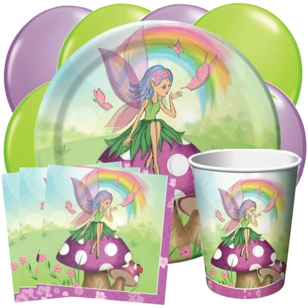 Fancy Fairy Party Package for 8 Guests