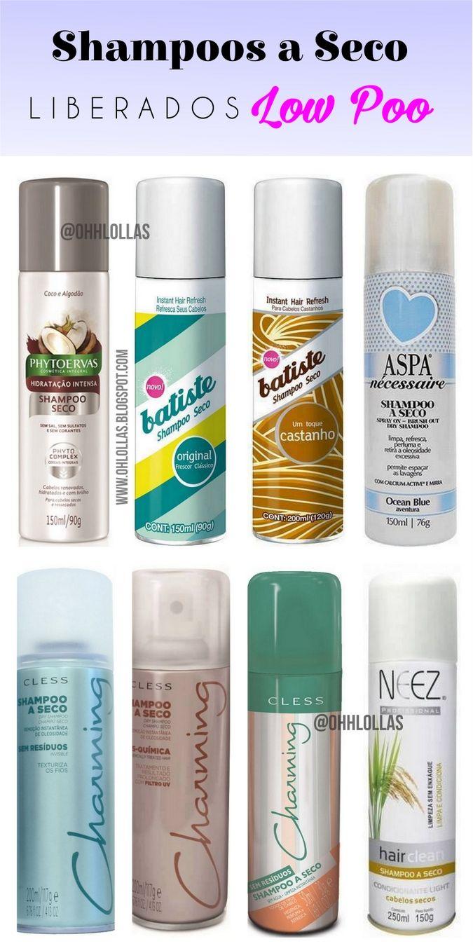 Shampoo a seco liberado para low poo. Dry shampoo for curly girl method. #cronogramacapilar #rotinasaudável #lowpoo #nopoo #batiste #phytoervas #charming #cless #neez