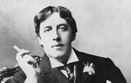 Oscar Wilde - Magdalen College