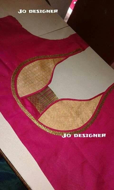 Pretty presentation of the breast by design