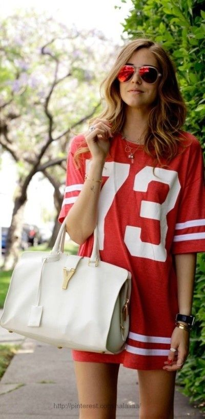 game day athletic dress I would actually like!