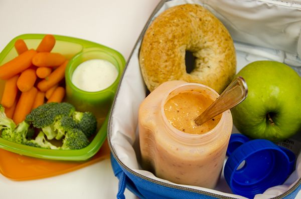 Back to School Part 3: Smoothie recipe and more tips for healthy kids lunches!