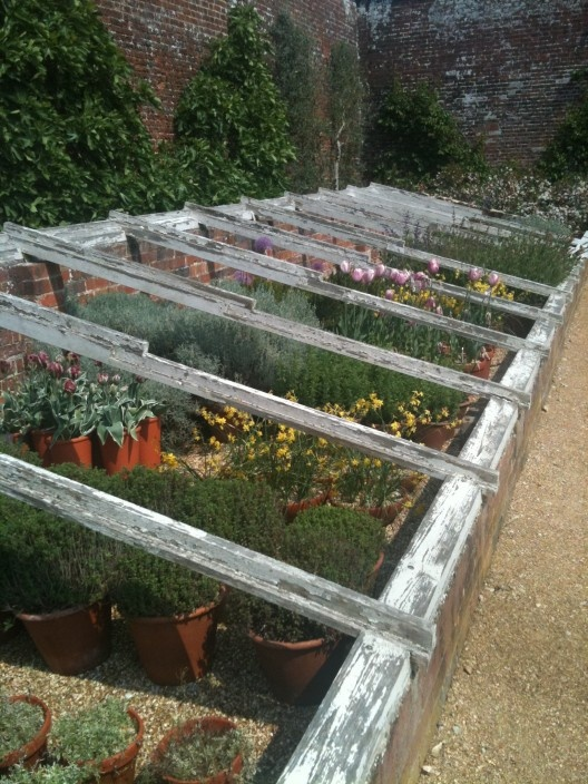 Osborne House Kit Garden Cold Frames