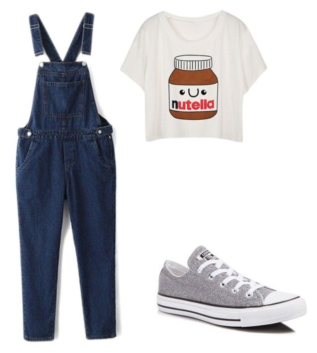 """Untitled #11"" by super19fam on Polyvore featuring beauty and Converse"
