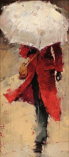 "Andre Kohn, ""Simply White""  - Greenhouse Fine Art"