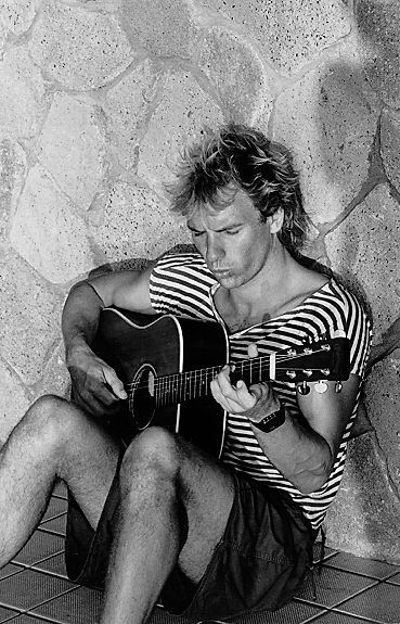 Sting. Quite possibly the worlds coolest man.
