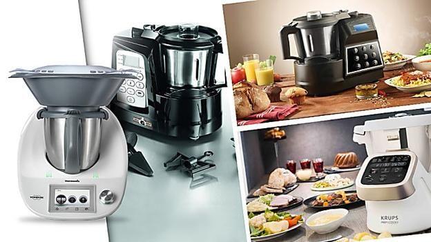 Test: Medion Küchenmaschine MD16361 Thermomix | eKitchen