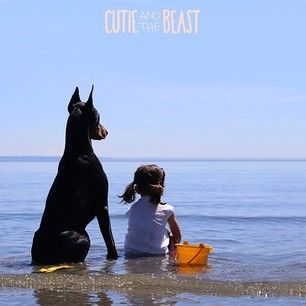 Sometimes they just contemplate life together. | Community Post: The Friendship Between A Kid And Her Dog Will Melt Your Heart