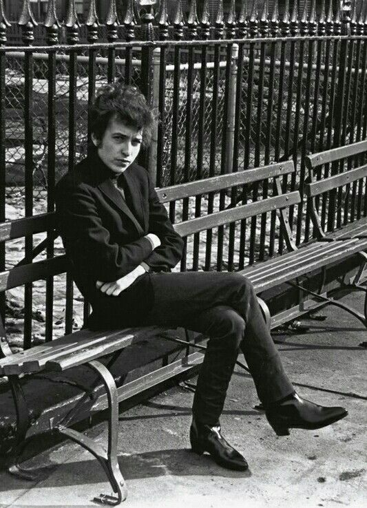 """It's all music; no more, no less.  I know in my own mind what I'm doing. If anyone has imagination, he'll know what I'm doing. If they can't understand my songs, they're missing something. If they can't understand green clocks, wet chairs, purple lamps or hostile statues, they're missing something too."" -Bob Dylan"