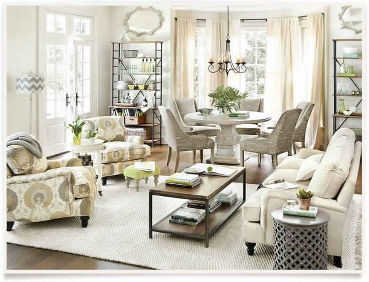 Perfect Cute Living Room By Ballard Designs