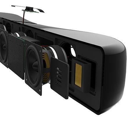 MartinLogan Motion Vision Surround Sound System