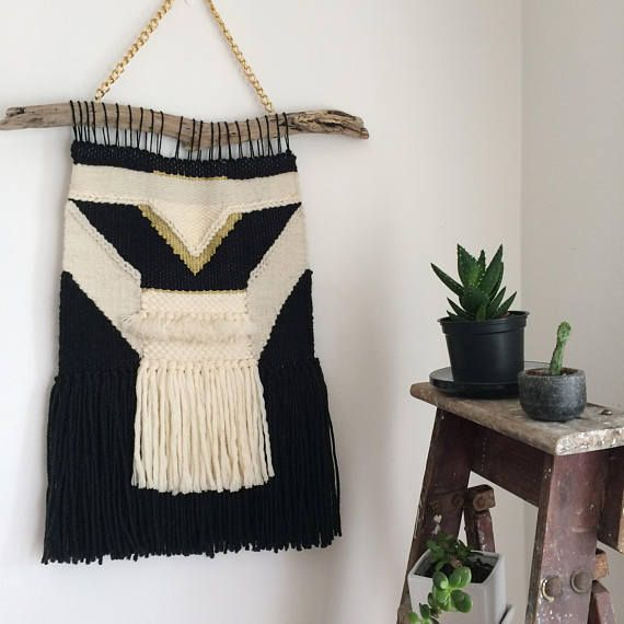 XENA Tribal vibes large handwoven wall-hanging
