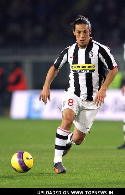 Mauro Camoranesi - technical wizard