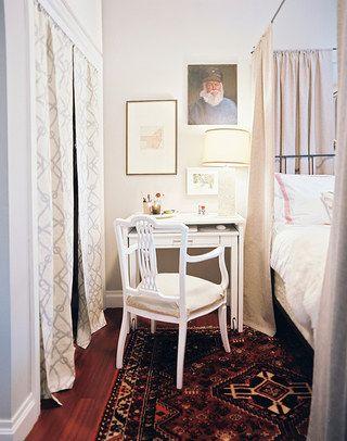 Die besten 25+ kleiner Schreibtisch Schlafzimmer Ideen auf ...