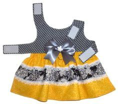 Abbi Lyn Dog Dress Pattern 1712 Small & Medium by SofiandFriends