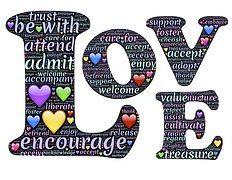 Láska, Přítomnost, Všímavost, Loving