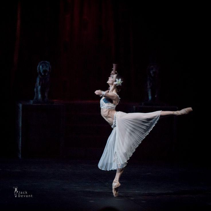 Polina Semionova Nikiya La Bayadere Vaze
