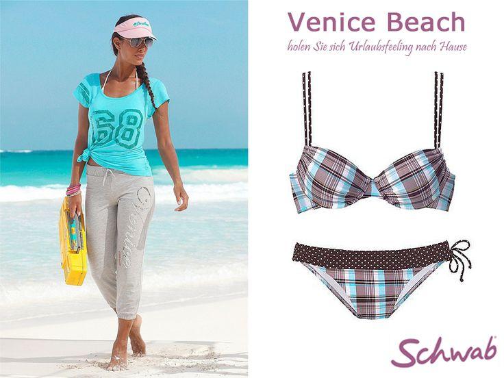 Mit dem sommerlichen Venice Beach #Outift könnt Ihr Euch den Sommer nach Hause holen! #VeniceBeach