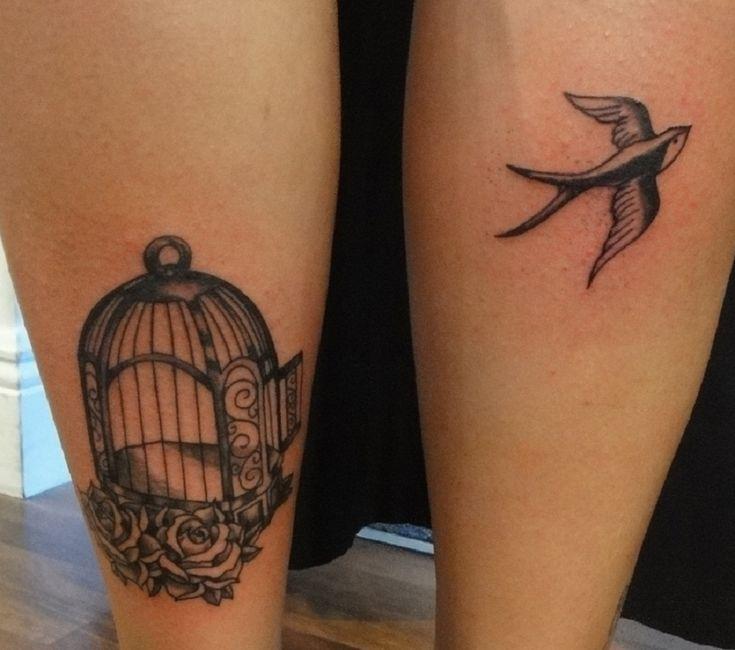 Open Bird Cage Tattoo 1000+ ideas about Bird...