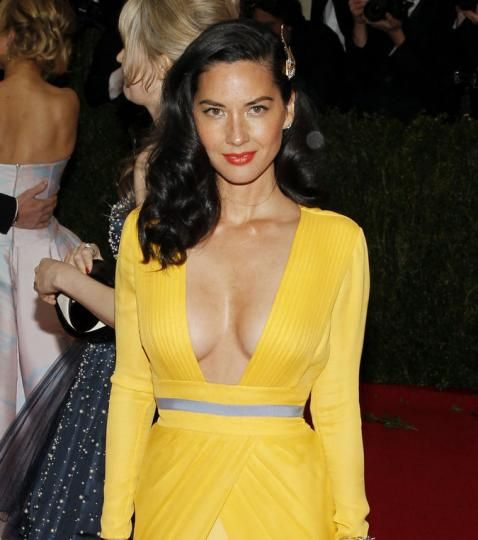 Olivia Munn dating NFL star Aaron Rodgers - UPI.com