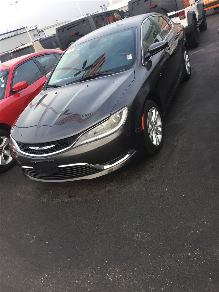 2015 Chrysler 200 Limited - Under 43k Miles - $15k