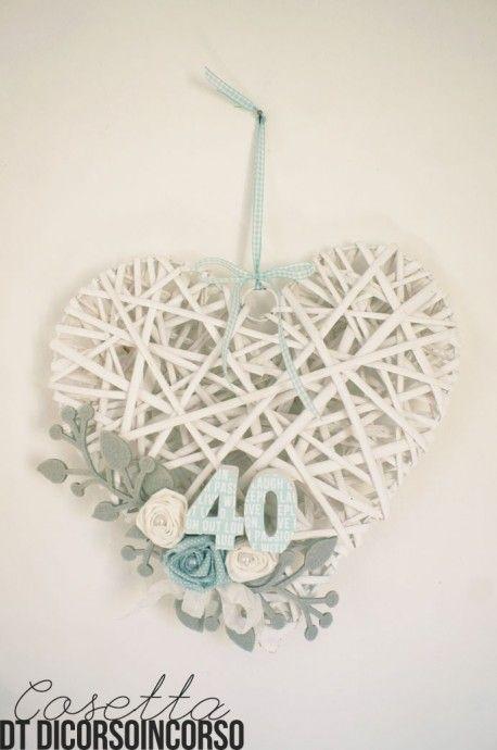 Una festa per i 40 anni