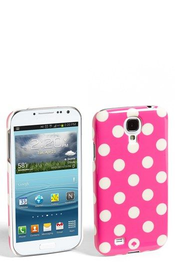 kate spade new york 'pavilion jewels' Samsung Galaxy S® 4 case available at #Nordstrom