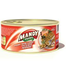 Mazăre Gătită cu Ceafă Afumată - Conservă easy-open, 300 g