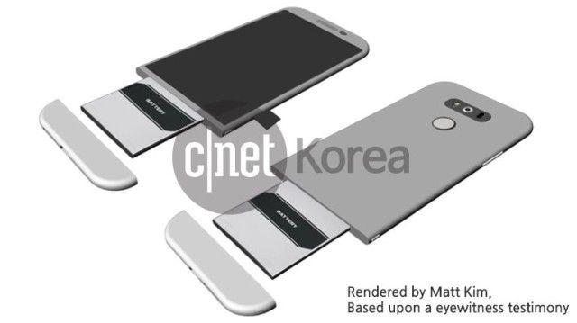 LG G5 va fi foarte diferit faţă de restul telefoanelor din această serie