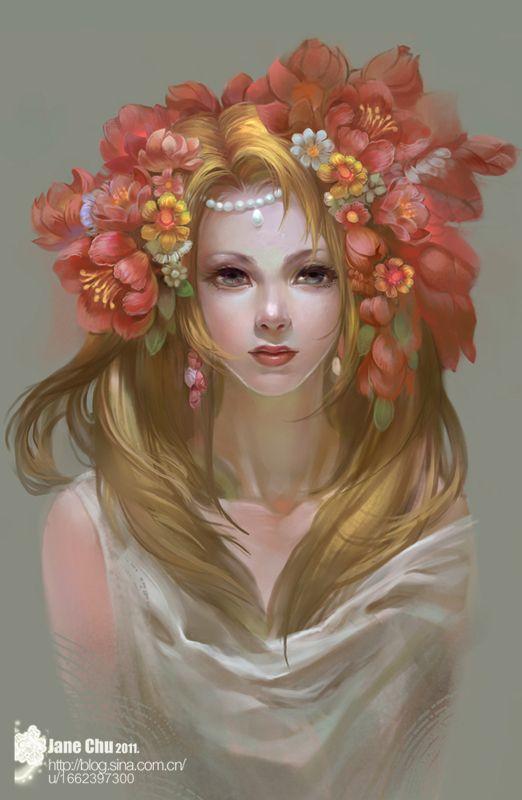 Persephone by jjlovely on deviantART