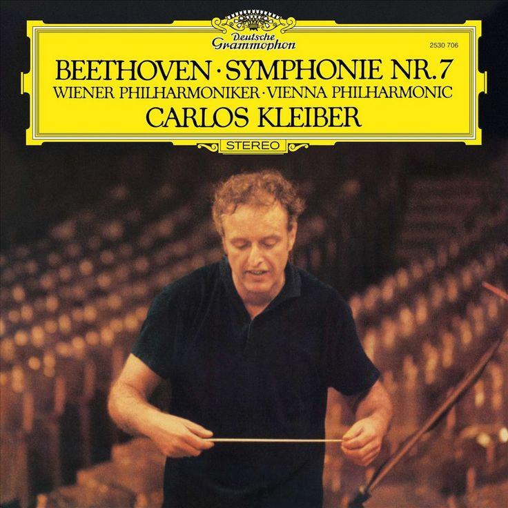 Beethoven & Kleiber & Wiener Philharmoniker - Beethoven: Symphony No 7 (Vinyl)
