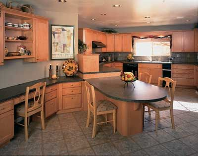 15 best images about kitchen peninsulas on pinterest - Kitchen peninsula designs with seating ...