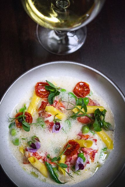 NoMad Restaurant - New York by www.nycfoodphotographer.com - #plating #presentation
