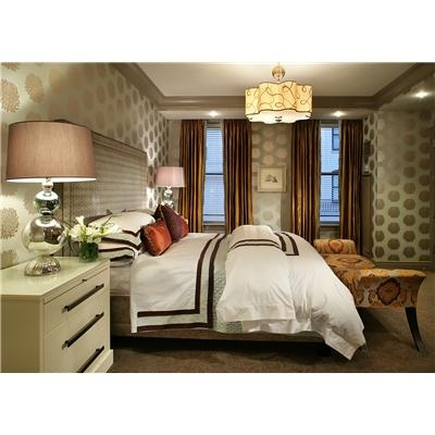 Contemporary Modern Retro Bedroom By Gail Shields Miller