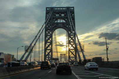 О том, как мост в Нью-Йорке зарабатывает больше, чем крупный город в России http://dneprcity.net/blogosfera/o-tom-kak-most-v-nyu-jorke-zarabatyvaet-bolshe-chem-krupnyj-gorod-v-rossii/  Мост Джорджа Вашингтона, что соединяет высокие берега Манхэттена и Нью-Джерси, по праву считается самым загруженным транспортом мостом в мире. По двум его ярусам и 14 полосам движения в сутки проезжает