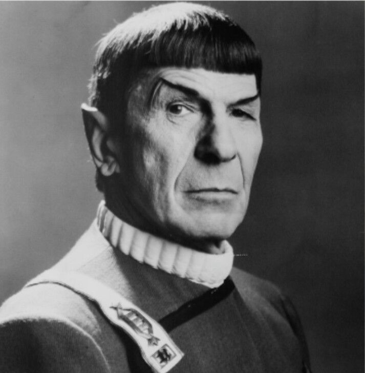 Leonard Simon Nimoy (1931-2015) Age 83. Complications from C.O.P.D (Chronic obstructive pulmonary disease) Limoy was an American actor, film director, photographer, author, singer, and songwriter. He was known for his role as Mr.Spockof theStar Trekfranchise, a character he portrayed in television and film froma pilot episodeshot in late 1964 to hisfinal film performancereleased in 2013.
